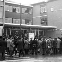 Sciopero degli studenti dell'Istituto Fermi, Archivio Istituto storico di Modena