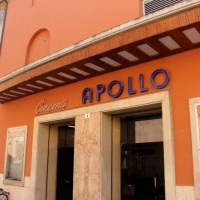 Cinema Apollo, esterno