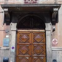 Sede del Circolo oggi, Piazza Giovanni Paolo II