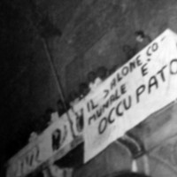 Occupazione del Salone Comunale, 20.09.1968 (Il Forlivese)