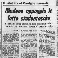 «L'Unità», 4 aprile 1968