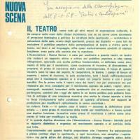 Documento dell'Associazione \