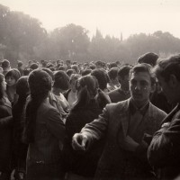 Manifestazione studentesca, Archivio Camera del lavoro di Forlì.