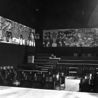 Sala del Teatro Due. Parma, 1978. Archivio Centro studi movimenti.