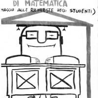 Volantino del Movimento studentesco, Archivio Istituto storico di Modena