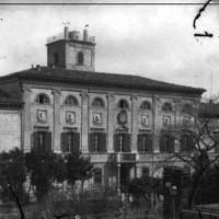 Liceo Monti. Arch. Fot. Casalboni, Biblioteca Malatestiana