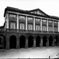 Teatro comunale Alessandro Bonci nel 1880.