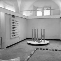 Mostra presso la Sala della cultura, 1969, Archivio Botti e Pincelli, Fondazione fotografia - Fondazione Modena Arti Visive