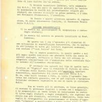 Volantino del sindacato Cgil-Scuola, 8 febbraio 1969