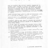 """Archivio Istituto di Storia Contemporanea di Piacenza, Fondo PSIUP Piacenza, busta II.3 """"Commissione Scuola"""" Volantino ciclostilato relativo all'occupazione dell'Istituto Tecnico"""
