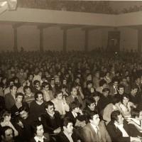 Assemblea politica al Teatro Romagna, Fondo fotografico M. Minisci.