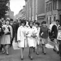 Sciopero degli studenti di Modena, sd., Archivio Istituto storico di Modena