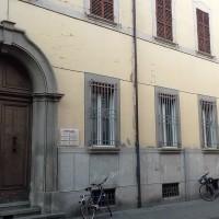 Forlì, corso A. Diaz, ex sede del Movimento sociale italiano
