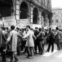 Corteo studentesco, Archivio Istituto storico di Modena