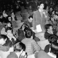 Assemblea al cinema Pedrazzoli