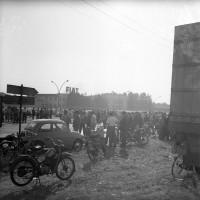 Gli operai della Fiat in sciopero, 27 giugno 1969, Archivio Istituto storico di Modena