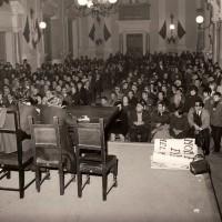 Manifestazione contro la fame nel mondo, 1967, (Archivio UDI Forlì)