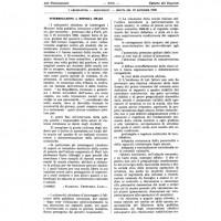 Camera dei deputati, Atti parlamentari, Seduta del 16 dicembre1968. Interrogazione di Flamigni, Bruni e Sabadini