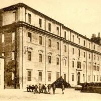 Palazzo degli studi in piazza Morgagni, Cartoline Piancastelli, Bibl. Comunale di Forlì