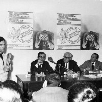 Seminario dell'Associazione per la lotta contro le malattie mentali. Parma, 1967. Archivio del Centro studi movimenti.