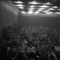 Convegno di lavoratori e studenti, Sala della cultura, 1971, Archivio Botti e Pincelli, Fondazione fotografia - Fondazione Modena Arti Visive