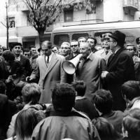 Manifestazione studentesca, Archivio Istituto storico di Modena