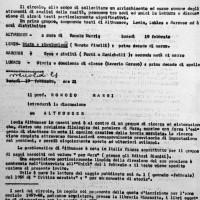 Iniziative culturali al Circolo Formiggini, 1967-1968, Archivio Istituto storico di Modena