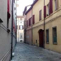 Forlì, Via Mazzolini