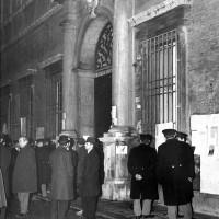 Manifestazione studentesca, sd., Archivio Istituto storico di Modena