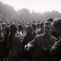 Manifestazione studentesca, (Archivio Camera del lavoro di Forlì)