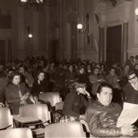 Salone Comunale. Manifestazione del Pci (Archivio Minisci)