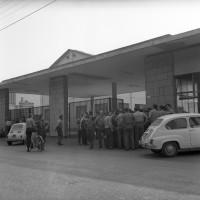 Sciopero degli operai della Fiat, luglio 1969, Archivio Botti e Pincelli, Fondazione fotografia - Fondazione Modena Arti Visive