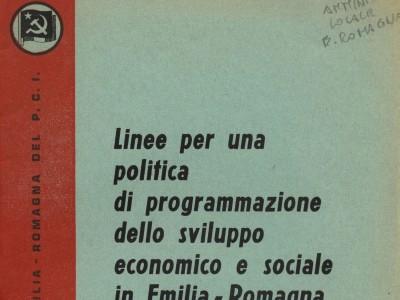 Fondo Partito comunista italiano (Pci), Federazione provinciale di Bologna
