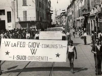 Fondo Partito comunista italiano. Federazione di Parma