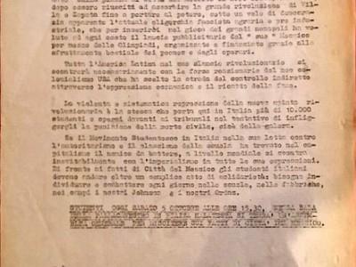 Fondo Il 1968 a Rimini