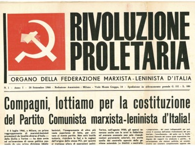 """Fondo Archivio """"Stefano Merli"""""""