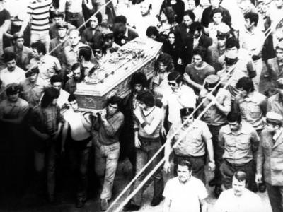 Uccisione di Mariano Lupo, Viale Tanara
