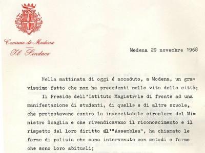 Fondo Partito Comunista Italiano. Federazione di Modena