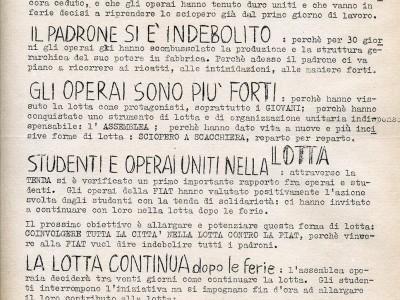 Fondo Partito Socialista Italiano di Unità Proletaria di Modena
