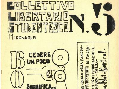 Fondo Movimento comunista anarchico modenese