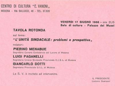 Fondo Centro di cultura Ezio Vanoni per gli studi politici, economici e sociali