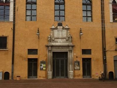 Sala Estense Piazza del Municipio 2