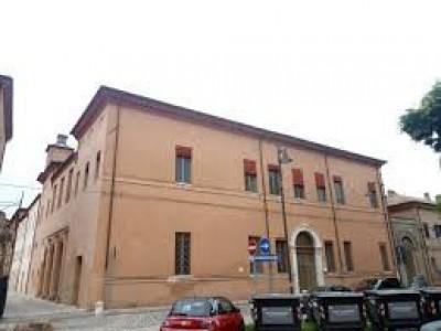 Ferrara, Ospedale psichiatrico via della Ghiara 36