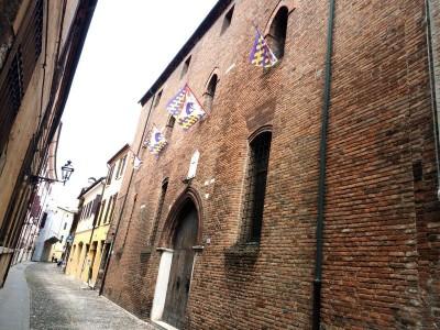 Ferrara, Casa di Stella dell'Assassino, via Cammello 15