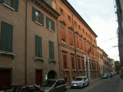 Ferrara, ITIS, via Madama 35