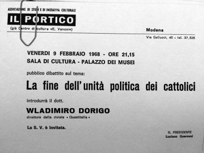 Associazione culturale Il Portico, via Gallucci, 46
