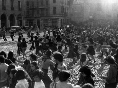 Lotta femminista, via Castelmaraldo 12