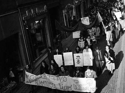 Collettivo femminista modenese (Collettivo di via Nazario Sauro), via Nazario Sauro 58