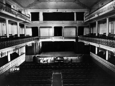 Teatro Apollo, via Mentana, Forlì