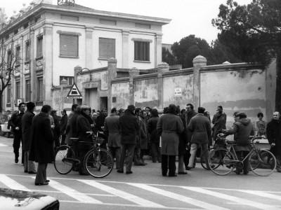 Stabilimenti Orsi Mangelli – SAOM-SIDAC, via Cristoforo Colombo, Forlì